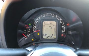 Fiat Mobi 1.0 8V Evo Like - Foto #8