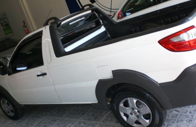 Fiat Strada 1.4 CS Hard Working - Foto #9