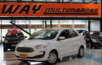Ford Ka 1.5 Tivct SE Sedan