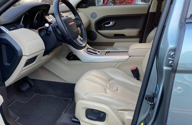Land Rover Range Rover Evoque 2.0 Pure Tech 4WD 16v - Foto #7