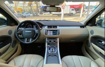 Land Rover Range Rover Evoque 2.0 Pure Tech 4WD 16v - Foto #8