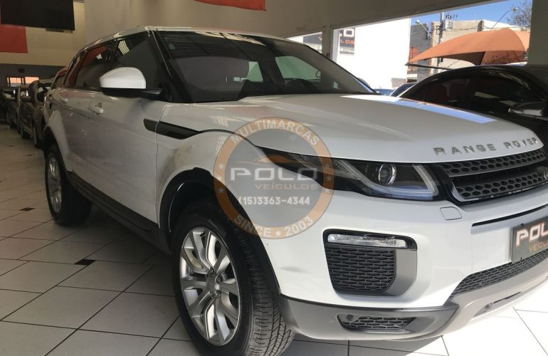 Land Rover Range Rover Evoque 2.0 SE 4WD 16v - Foto #2