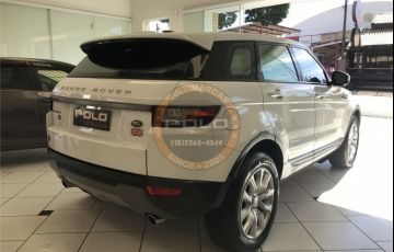 Land Rover Range Rover Evoque 2.0 SE 4WD 16v - Foto #3