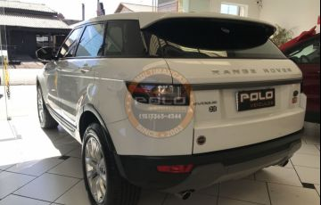 Land Rover Range Rover Evoque 2.0 SE 4WD 16v - Foto #4