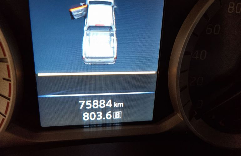 Nissan Frontier 2.3 16V Turbo Le CD 4x4 - Foto #5