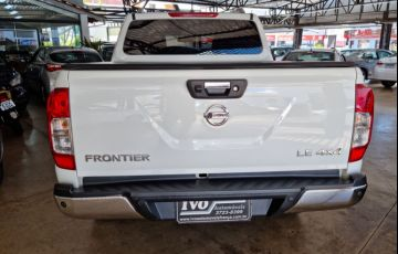 Nissan Frontier 2.3 16V Turbo Le CD 4x4 - Foto #8