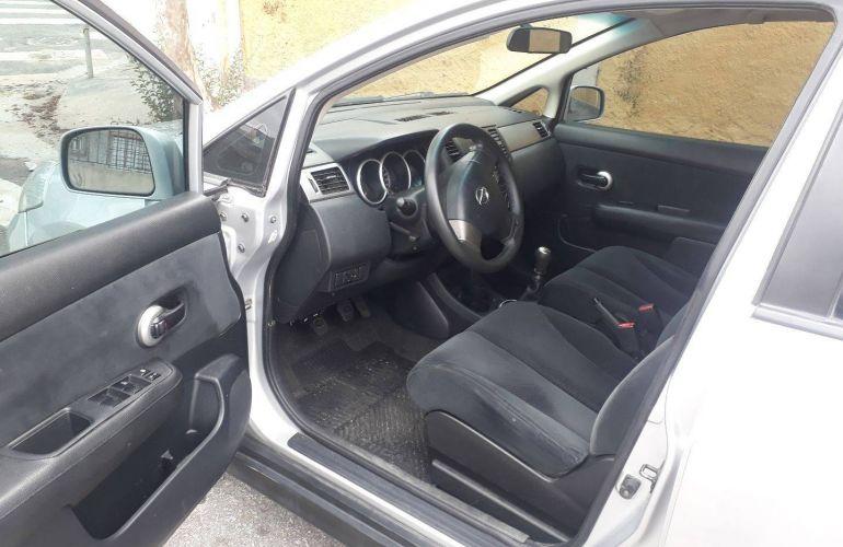 Nissan Tiida S 1.8 (flex) - Foto #6