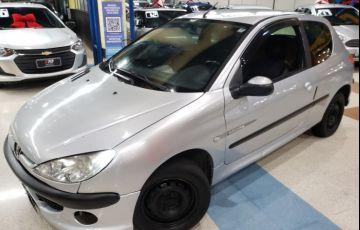 Peugeot 206 1.0 Quiksilver 16v - Foto #1