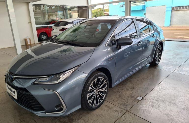 Toyota Corolla 1.8 Altis Hybrid Premium CVT - Foto #3