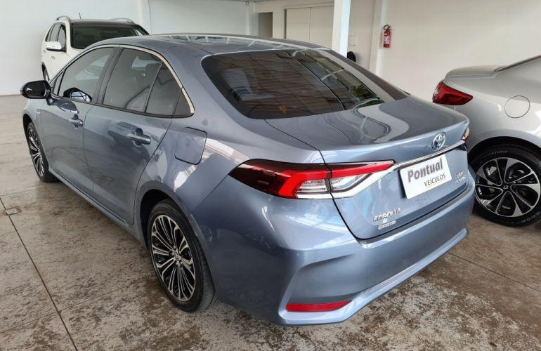 Toyota Corolla 1.8 Altis Hybrid Premium CVT - Foto #5