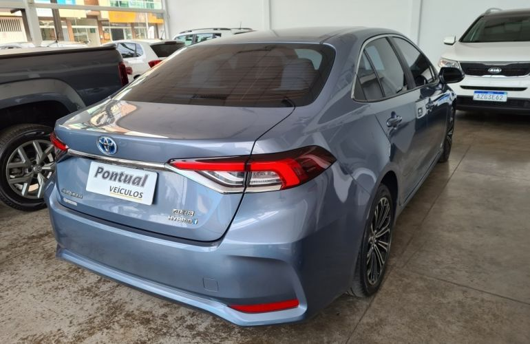 Toyota Corolla 1.8 Altis Hybrid Premium CVT - Foto #6