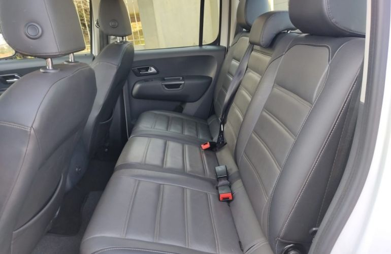 Volkswagen Amarok 3.0 V6 CD Highline 4x4 - Foto #8