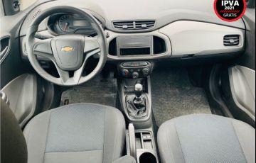 Chevrolet Onix 1.0 MPFi Joy 8V Flex 4p Manual - Foto #2