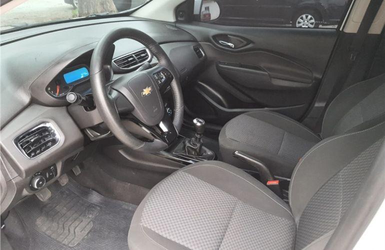 Chevrolet Prisma 1.4 MPFi LT 8V Flex 4p Manual - Foto #7