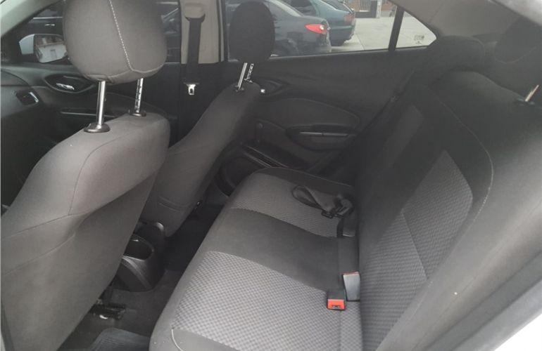 Chevrolet Prisma 1.4 MPFi LT 8V Flex 4p Manual - Foto #8