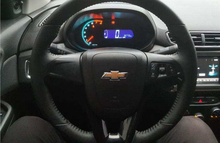 Chevrolet Prisma 1.4 MPFi LT 8V Flex 4p Manual - Foto #9