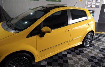 Fiat Punto Sporting 1.8 16V (Flex) - Foto #5