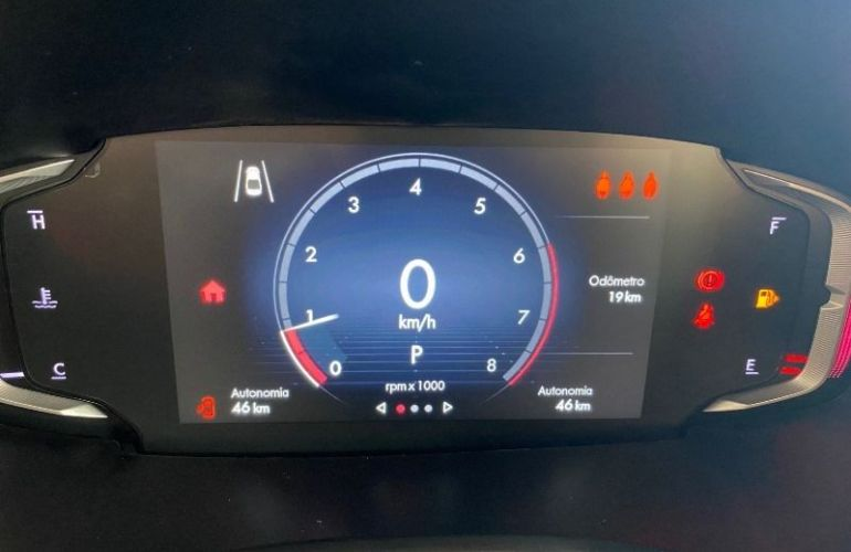 Fiat Toro Volcano Turbo 270 At6 1.3 - Foto #9