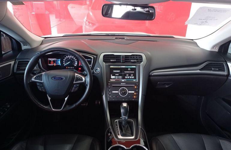 Ford Fusion Titanium FWD 2.0 16v - Foto #5