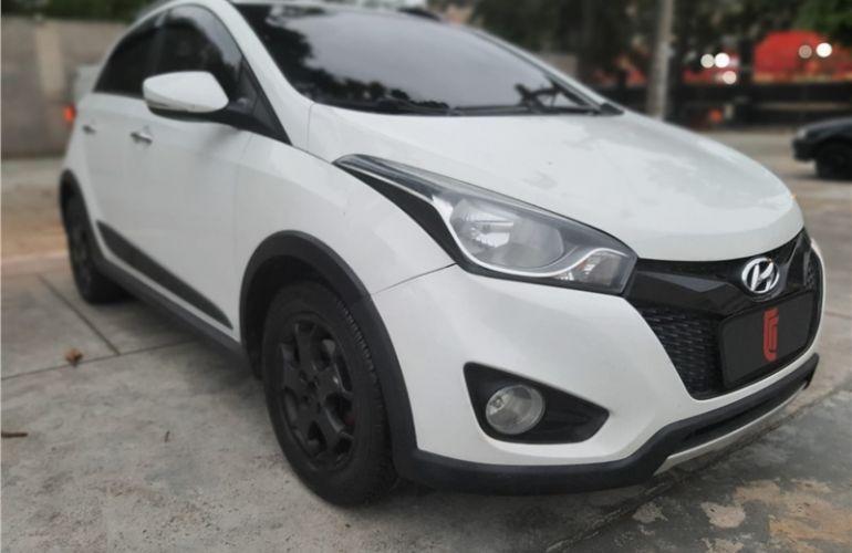 Hyundai Hb20x 1.6 16V Premium Flex 4p Automático - Foto #5