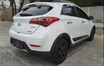 Hyundai Hb20x 1.6 16V Premium Flex 4p Automático - Foto #6