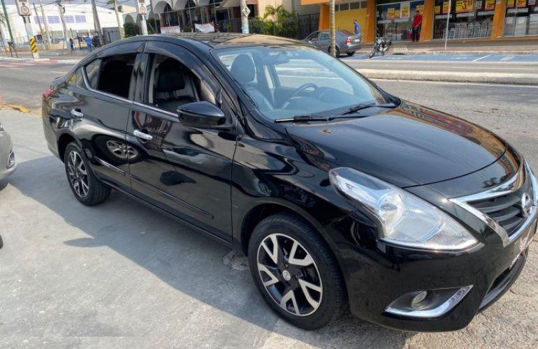 Nissan Versa 1.6 16V Unique (Flex) - Foto #1