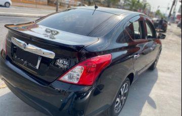 Nissan Versa 1.6 16V Unique (Flex) - Foto #5