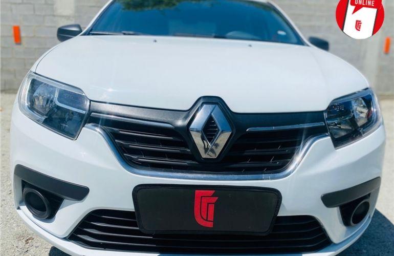 Renault Sandero 1.0 12v Sce Flex Life Manual - Foto #3