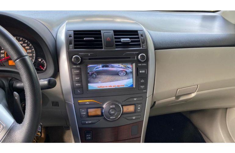 Toyota Corolla Sedan Altis 2.0 16V (flex) (aut) - Foto #8