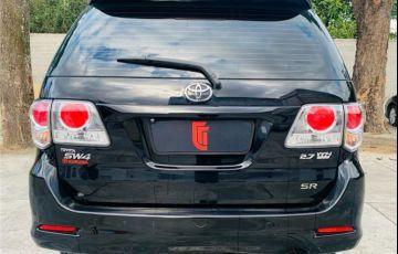 Toyota Hilux Sw4 2.7 Sr 4x2 16V Flex 4p Automático - Foto #4