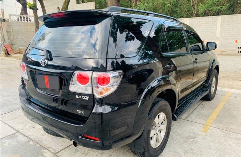 Toyota Hilux Sw4 2.7 Sr 4x2 16V Flex 4p Automático - Foto #6