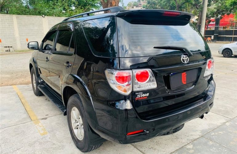 Toyota Hilux Sw4 2.7 Sr 4x2 16V Flex 4p Automático - Foto #7
