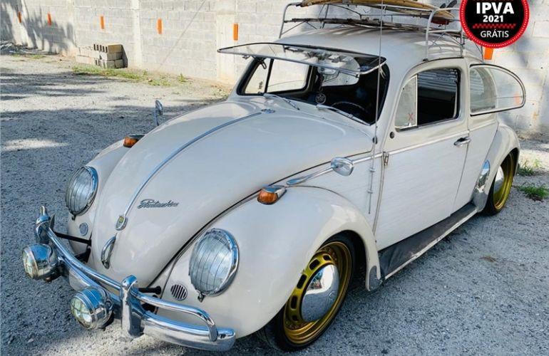Volkswagen Fusca 1.3 8V Gasolina 2p Manual - Foto #1