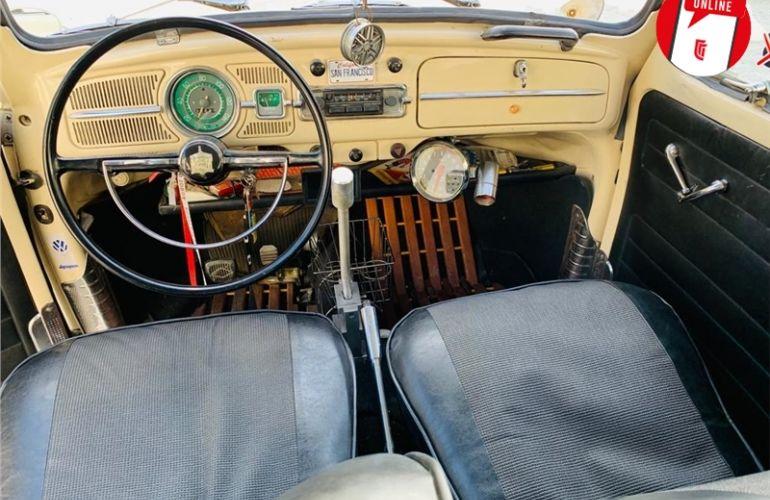 Volkswagen Fusca 1.3 8V Gasolina 2p Manual - Foto #2