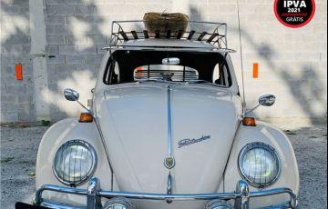 Volkswagen Fusca 1.3 8V Gasolina 2p Manual - Foto #3