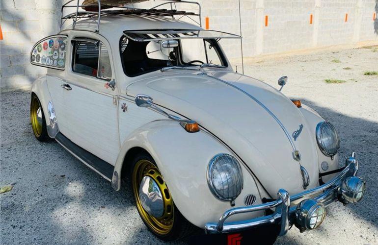 Volkswagen Fusca 1.3 8V Gasolina 2p Manual - Foto #4
