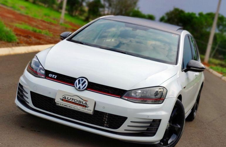 Volkswagen Golf GTI 2.0 TSi DSG - Foto #1