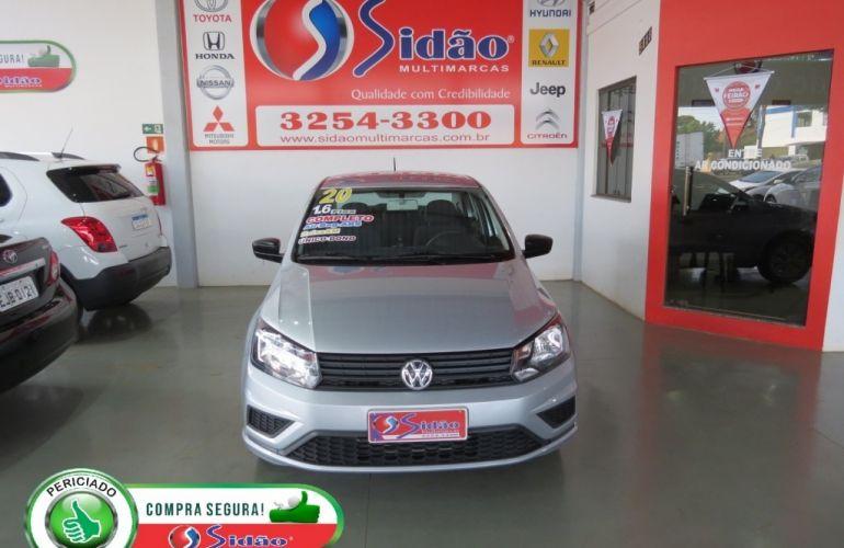 Volkswagen Voyage 1.6 MSI (Flex) - Foto #1