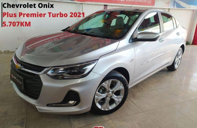 Chevrolet Onix 1.0 Turbo Plus Premier - Foto #1
