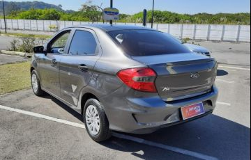 Ford Ka 1.0 Tivct SE Sedan - Foto #4