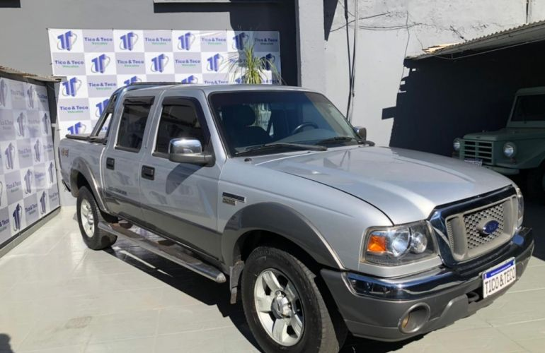 Ford Ranger Limited Two Tone 4X4 2.8 Turbo (Cab Dupla) - Foto #2