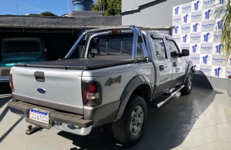 Ford Ranger Limited Two Tone 4X4 2.8 Turbo (Cab Dupla) - Foto #5