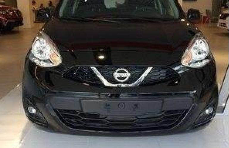 Nissan March 1.0 SV 12v - Foto #3