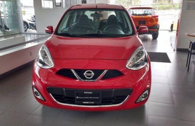 Nissan March 1.0 SV 12v - Foto #2