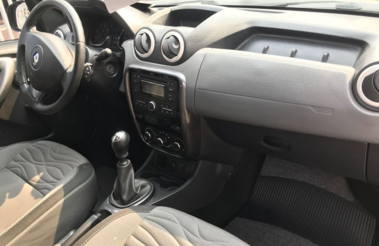 Renault Duster 2.0 16V Dynamique (Flex) - Foto #10