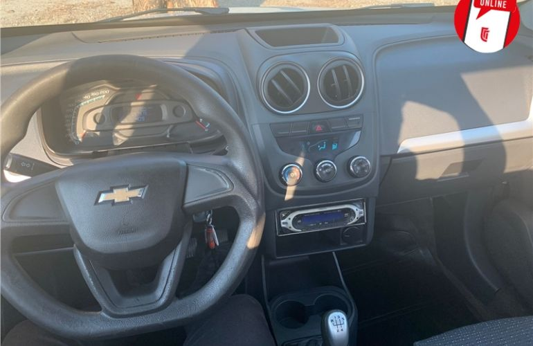 Chevrolet Montana 1.4 MPFi LS CS 8V Flex 2p Manual - Foto #2