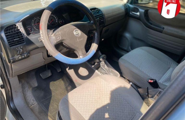 Chevrolet Zafira 2.0 MPFi Expression 8V Flex 4p Automático - Foto #2