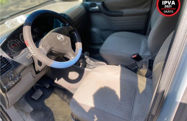 Chevrolet Zafira 2.0 MPFi Expression 8V Flex 4p Automático - Foto #3