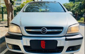 Chevrolet Zafira 2.0 MPFi Expression 8V Flex 4p Automático - Foto #4