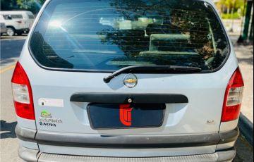 Chevrolet Zafira 2.0 MPFi Expression 8V Flex 4p Automático - Foto #5